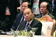 [Photo] Thủ tướng dự hội nghị cấp cao ASEAN+3 lần thứ 22