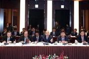 [Photo] Thủ tướng dự tọa đàm với các doanh nghiệp hàng đầu Hàn Quốc
