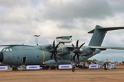 Ấn tượng với dàn máy bay quân sự tại Singapore Air Show 2020