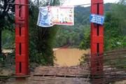 [Photo] Dông lốc, mưa đá gây thiệt hại trên địa bàn tỉnh Lào Cai