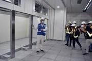 [Photo] TP. HCM: Không gian ngầm tại tầng B1 thuộc dự án metro số 1