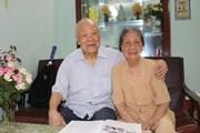 [Photo] Cặp vợ chồng giữ trọn niềm vinh dự khi phục vụ Bác Hồ