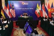 [Photo] Quang cảnh Hội nghị Bộ trưởng Ngoại giao ASEAN lần thứ 53