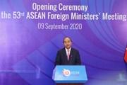 [Photo] Khai mạc Hội nghị Bộ trưởng Ngoại giao ASEAN lần thứ 53