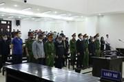[Photo] Xét xử sơ thẩm đại án kinh tế xảy ra tại BIDV