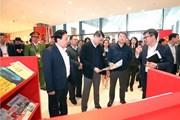 [Photo] Kiểm tra công tác chuẩn bị phục vụ Đại hội XIII của Đảng