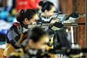 [Photo] Khoảnh khắc thi đấu tại Giải vô địch các CLB Bắn súng quốc gia