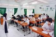 Gần 90.000 thí sinh TP. HCM làm thủ tục dự thi tốt nghiệp THPT