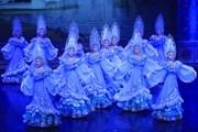 Vũ điệu hoành tráng giới thiệu bức tranh sử thi về nước Nga