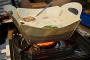 """[Photo] Ngỡ ngàng nhà hàng """"lẩu giấy"""" đầu tiên ở Trung Quốc"""