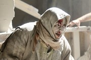 Cảnh tượng thảm khốc sau cuộc không kích bệnh viện ở Aleppo