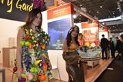 Nhiều doanh nghiệp Việt Nam tham dự hội chợ thực phẩm lớn nhất ở Pháp