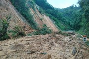 Mưa lũ gây thiệt hại tại các tỉnh miền Bắc, miền Trung-Tây Nguyên