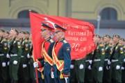 [Photo] Nga duyệt binh kỷ niệm 76 năm Ngày Chiến thắng phátxít