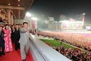 [Photo] Triều Tiên duyệt binh hoành tráng trong lễ mừng Quốc khánh