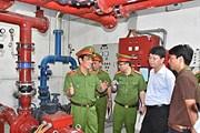 Kiểm tra khách sạn, chung cư ở Vũng Tàu: Hệ thống báo cháy lỗi