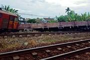 Tổng công ty Đường sắt thông tin vụ tai nạn đường sắt tại ga Núi Thành