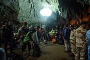 Thái Lan chạy đua thời gian cứu đội bóng thiếu niên bị kẹt trong hang