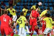 Trung vệ John Stones chỉ trích Colombia là đội chơi xấu nhất
