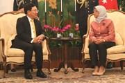 Việt Nam-Singapore là một trong những quan hệ đối tác hiệu quả