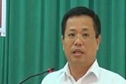 Khởi tố, bắt tạm giam nguyên Bí thư Thị ủy Bến Cát của tỉnh Bình Dương