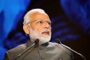 """Thủ tướng Ấn Độ Modi trở thành """"ngôi sao"""" trên mạng xã hội"""