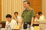 Bộ Công an kiên quyết xử lý nghiêm minh các tiêu cực trong nội bộ