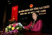 Công bố quyết định của Bộ Chính trị về công tác cán bộ của Lai Châu