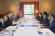 Hợp tác kinh tế là nền tảng, động lực cho quan hệ Việt Nam-Hoa Kỳ