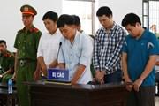 Ninh Thuận: Xét xử 5 nguyên công an dùng nhục hình gây chết người