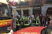 Tây Ban Nha: Nổ thiết bị di động trên một tàu điện ngầm ở Madrid