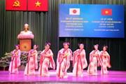TP.HCM kỷ niệm 45 năm quan hệ ngoại giao Việt Nam-Nhật Bản