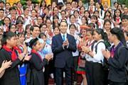 Chủ tịch nước Trần Đại Quang - Suốt đời phụng sự Tổ quốc và nhân dân