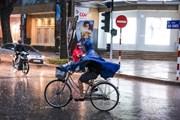 Chuẩn bị đón gió mùa Đông Bắc, Bắc Bộ chuyển mưa dông từ ngày 27/9