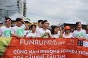 Hơn 10.000 người chinh phục đường chạy 5km gây quỹ từ thiện