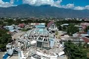 Sóng thần ở Indonesia: Dùng ảnh vệ tinh để xác định ảnh hưởng