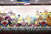 Giao lưu văn hóa Phật giáo Việt Nam-Liên bang Nga-Ấn Độ