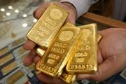Giá vàng châu Á áp sát mức cao nhất trong hơn 2 tháng