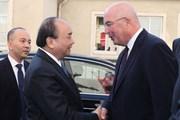 Thủ tướng Nguyễn Xuân Phúc kết thúc thăm chính thức Cộng hòa Áo