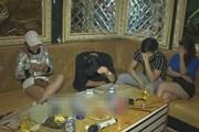 Đột kích quán karaoke, cảnh sát phát hiện 21 thanh niên sử dụng ma túy