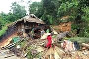 Hà Giang: Lũ ống làm 2 người chết và mất tích, thiệt hại nhiều tài sản