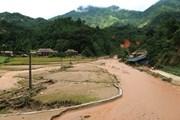 Thông tin mới nhất vụ lũ ống khiến 2 người chết và mất tích ở Hà Giang