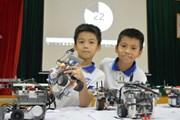 Robothon 2018 góp phần phát triển tư duy khoa học cho học sinh