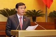 3 nhiệm vụ thuộc thẩm quyền của Chính phủ chưa hoàn thành đúng tiến độ