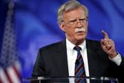 Cố vấn an ninh Mỹ cảnh báo tăng cường trừng phạt Iran