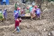 Vụ sập hang khai thác vàng ở Hòa Bình: Đã tìm thấy một nạn nhân