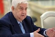 Quan chức Syria và Iran thảo luận về Ủy ban hiến pháp