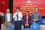 Hà Nội: Thiết thực Ngày hội Đại đoàn kết toàn dân tộc năm 2018