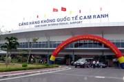 Khuyến cáo sạt lở, ngập úng trên tuyến đường ra sân bay Cam Ranh