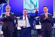 34 sản phẩm, dịch vụ nhận Giải thưởng Công nghệ số Việt Nam 2018